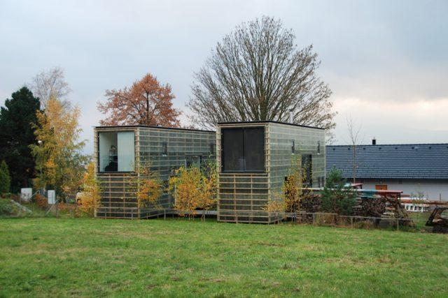 Zenové domy v libereckých Ruprechticích | foto: Lucie Fürstová,  Český rozhlas