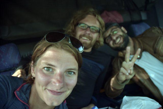 Viktorka Hlaváčková na cestě kolem světa: Turečtí řidiči jsou velmi přátelští a nejednou nás pozvali na oběd