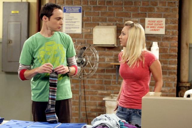 Sheldon Cooper v seriálu Teorie velkého třesku