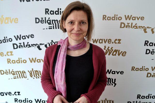 Adéla Gjuričová,  politoložka z Ústavu pro soudobé dějiny Akademie věd | foto: Barbora Linková,  Český rozhlas