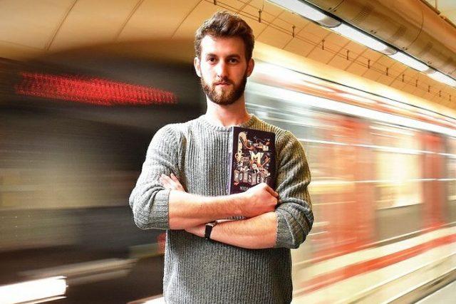 Michal Šefara a jeho kniha Podsvětí