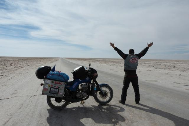 S jawou v srdci po jižní Americe: Salar de Uyuni