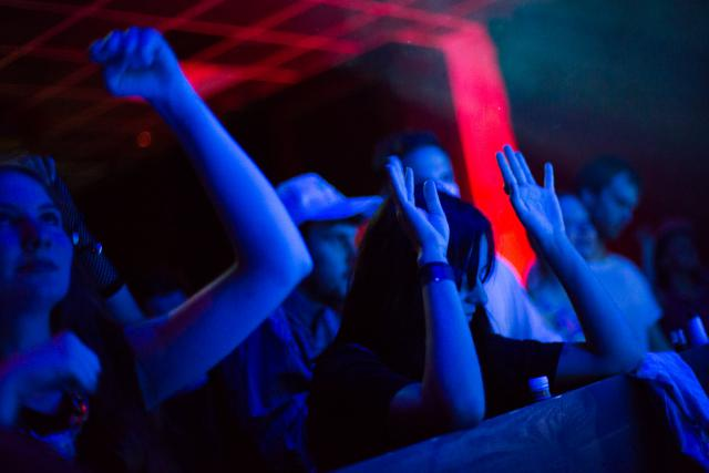 Publikum na Levitate #4