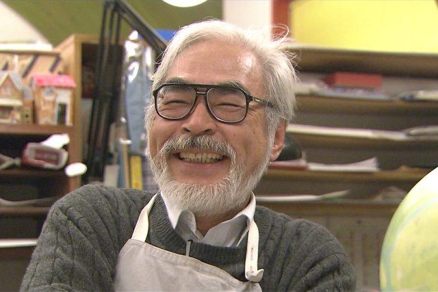 Z dokumentu 10 Years with Hayao Miyazaki