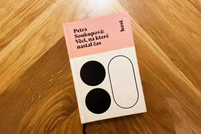 Kniha Petry Soukupové Věci, na které nastal čas