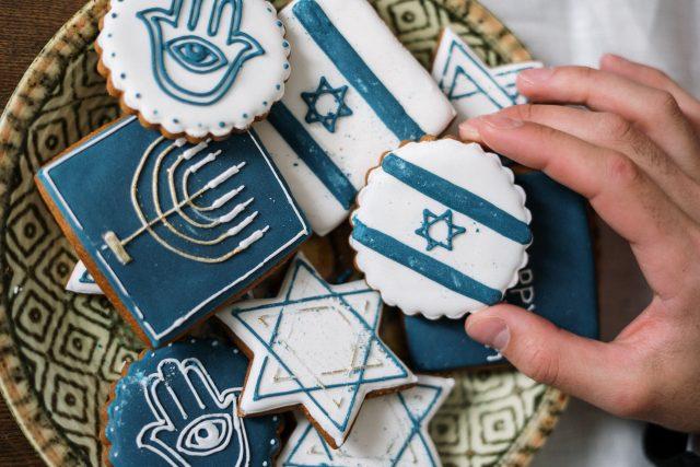 judaismus - sionismus - Izrael