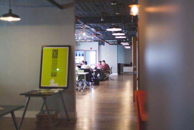 kancelář - kancelářské prostory