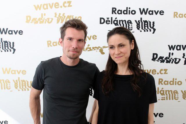 VJ Aeldryn a Lenka Dusilová