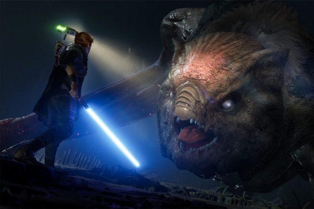 Ze hry Star Wars Jedi: Fallen Order