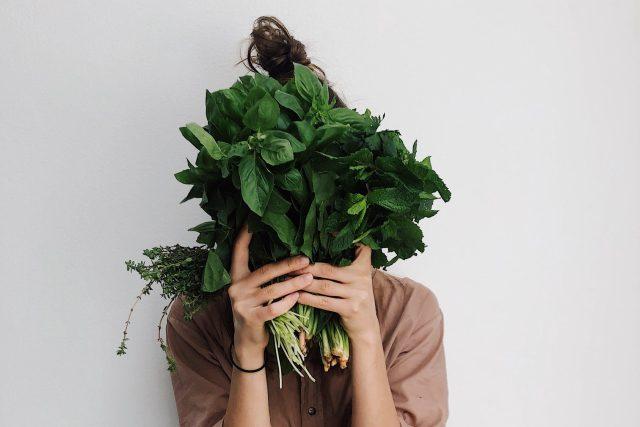 zelenina, vegetariánství, veganství, zdravá strava