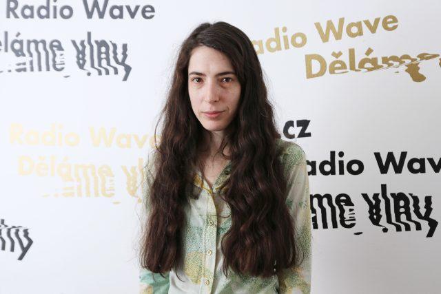 Alma Lily Rayner   foto: Tereza Kunderová,  Český rozhlas