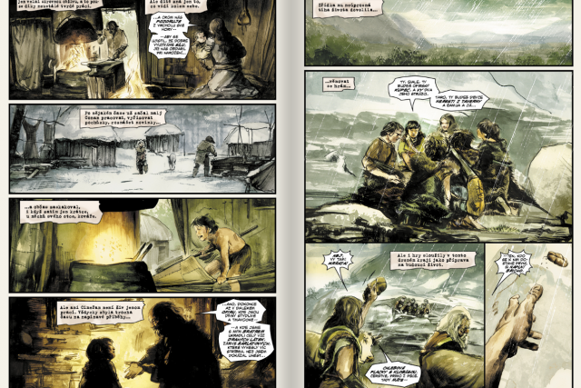 Conan: Zrozen na bitevním poli