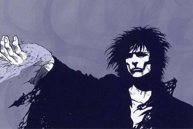 Z komiksu Sandman Neila Gaimana