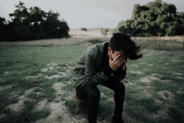 smutek - deprese - pasivní agrese