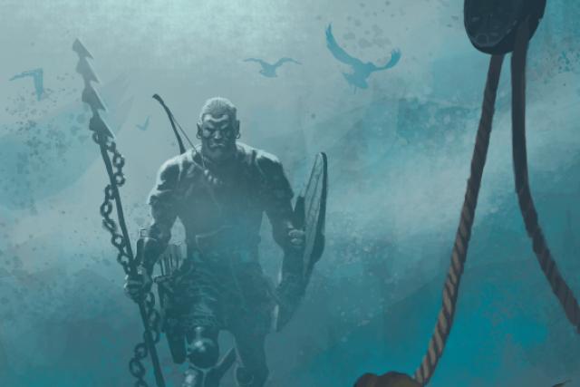 Komiks Xaviera Dorisona Asgard