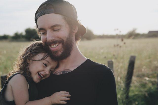 otec a dcera - otcovství