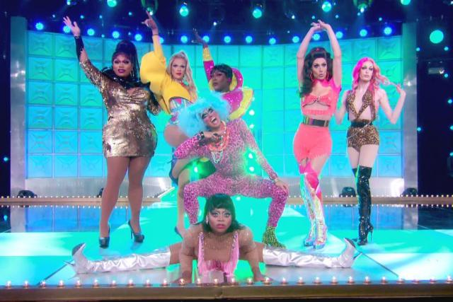 Z reality show RuPaul's Drag Race