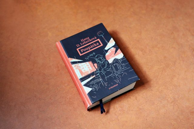 Kniha Poupátka Hany D. Lehečkové | foto: Tereza Kunderová,  Český rozhlas,  Český rozhlas