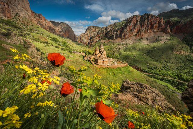 Fotograf, cestovatel a přírodovědec Pavel Svoboda pro sebe objevuje Arménii