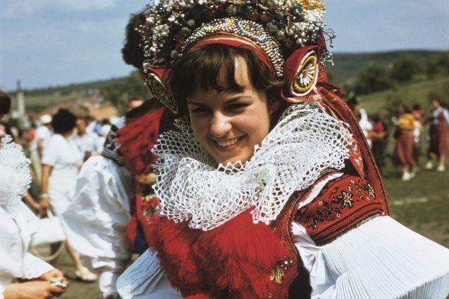 Moravský folklor, Strážnice