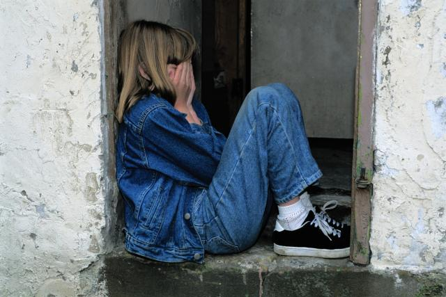 Smutek - dívka | foto: Pexels  (5069772),  CC0 1.0