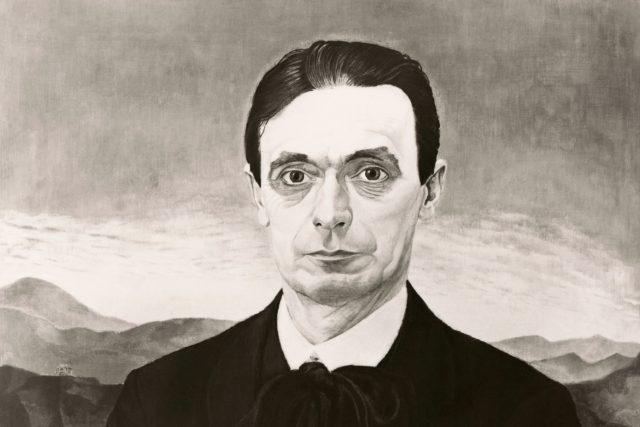 Rudolf Steiner na portrétu | foto: Profimedia