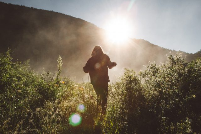v přírodě – pouť