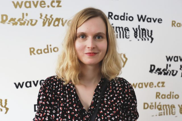 Klára Vlasáková | foto: Barbora Linková,  Český rozhlas