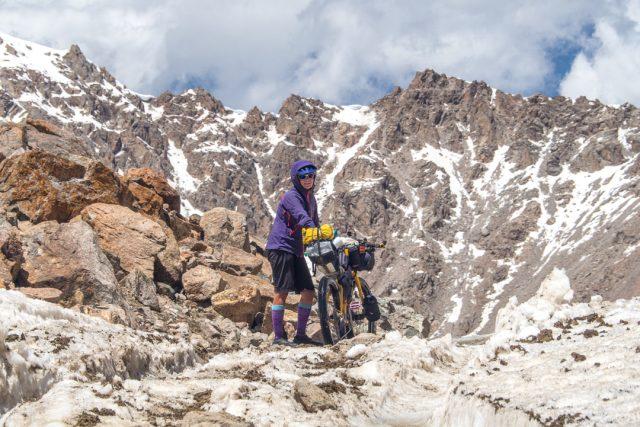 Tosor Pass. Tian Shan, Kyrgyzstán