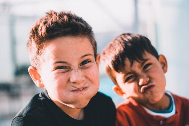 děti - kluci | foto: Unsplash,  CC0 1.0