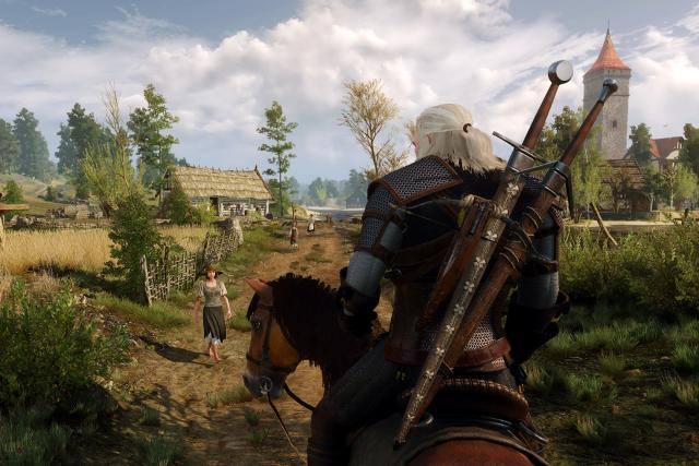 Ze hry The Witcher 3: Wild Hunt
