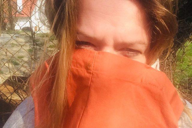 Zuzana Fuksová v karanténě