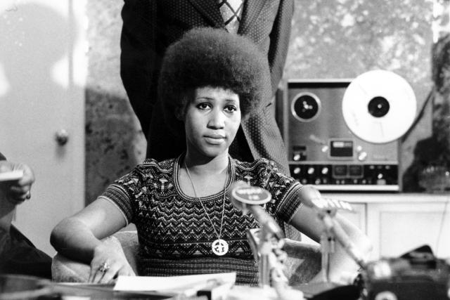 Aretha Franklin | foto: ČTK/AP/Anonymous