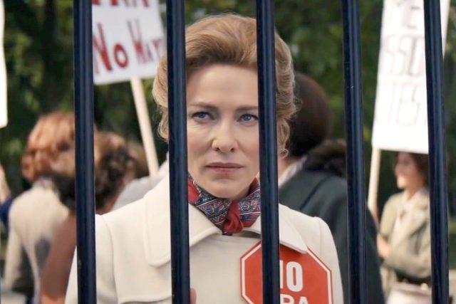 Cate Blanchett v Mrs. America