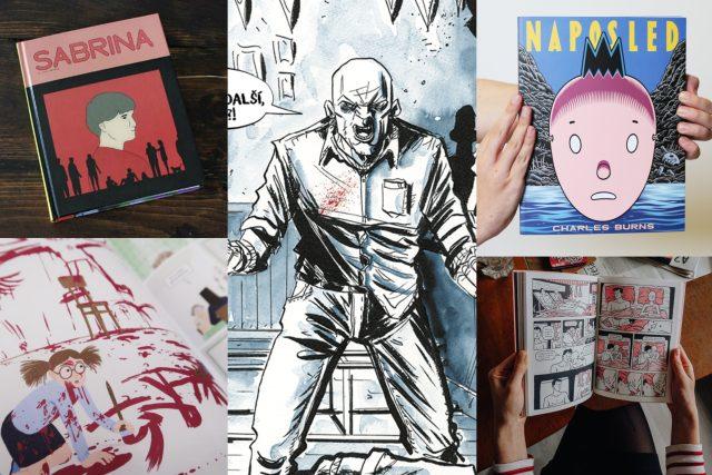 Komiksy dekády podle Radia Wave