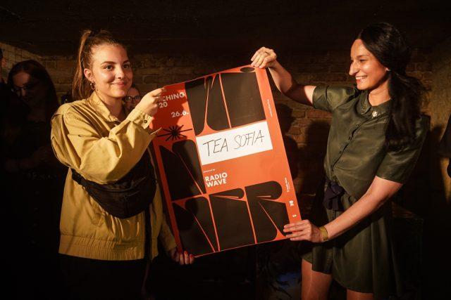 Vítězka Czechingu 2020 Tea Sofia s Ivou Jonášovou