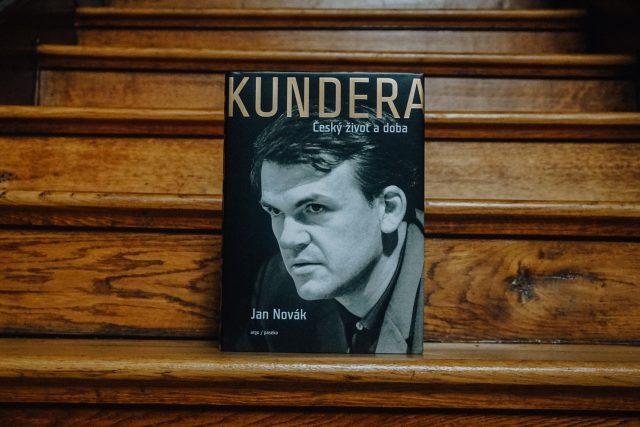 Kundera: Český život a doba od Jana Nováka