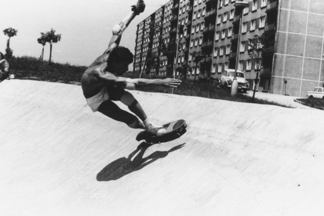 Z filmu King Skate