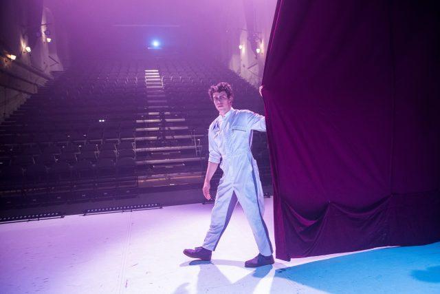 Divadlo La Putyka, představení bez diváků v březnu 2020