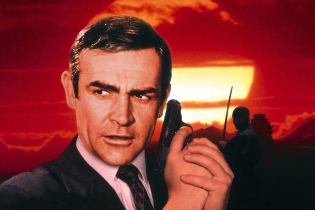 Sean Connery v bondovce Žiješ jenom dvakrát | foto: Profimedia