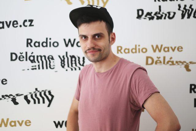 Dokumentarista Ondřej Šálek, autor Pacienta Zero