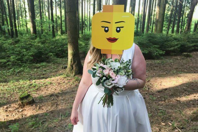 Nevěsta v akci