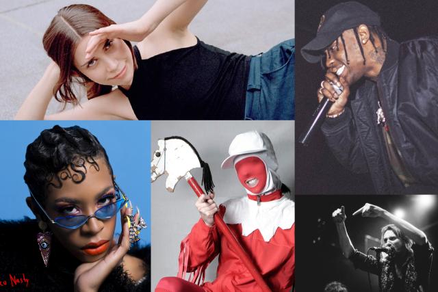 10 nejlepších alb roku 2018 podle Radia Wave