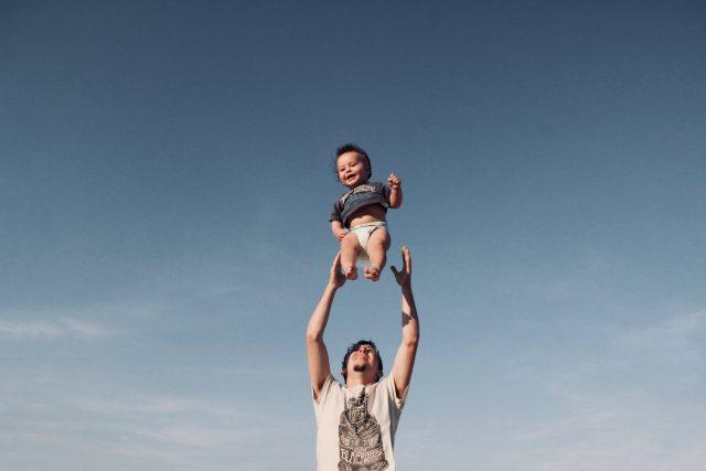 Táta a dítě