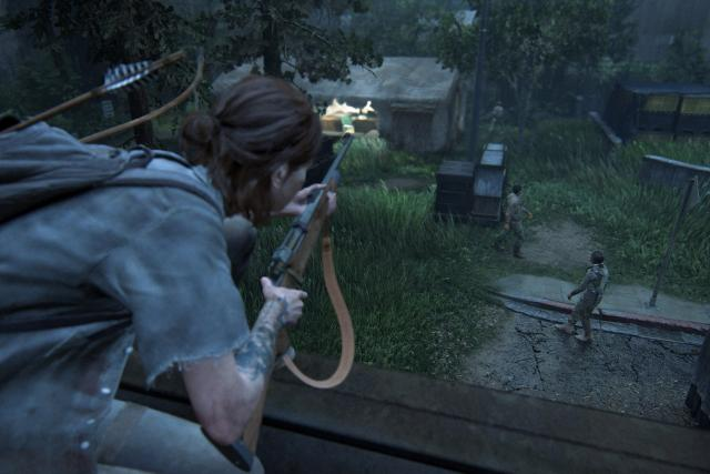 Ze hry The Last of Us: Part 2 | foto: Sony Interactive Entertainment