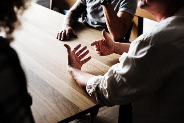 Konverzace - diskuze - debata