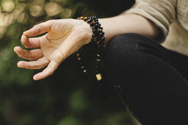 Meditace - mindfulness - zklidnění - klid