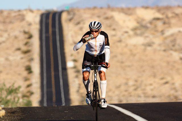 Ultracyklista Dan Polman zdolal 5000 km dlouhý Race Across America