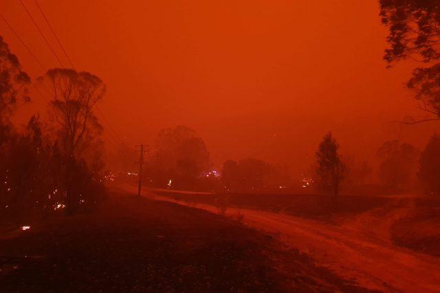 Obří požáry sužují Austrálii