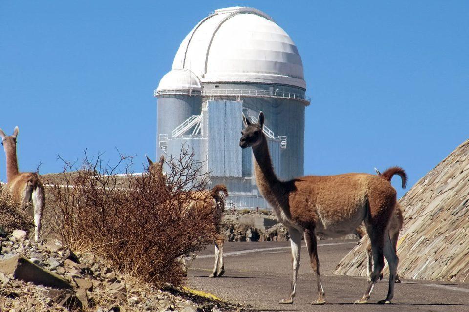 Astrologická observatoř v Atacamě